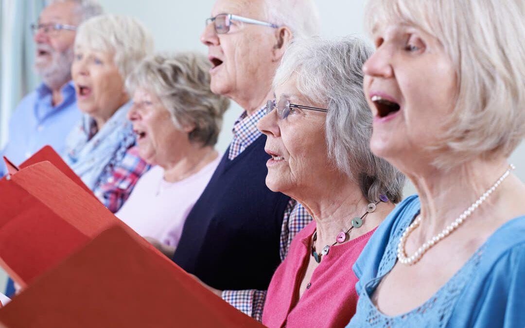 Church Chorus Practice