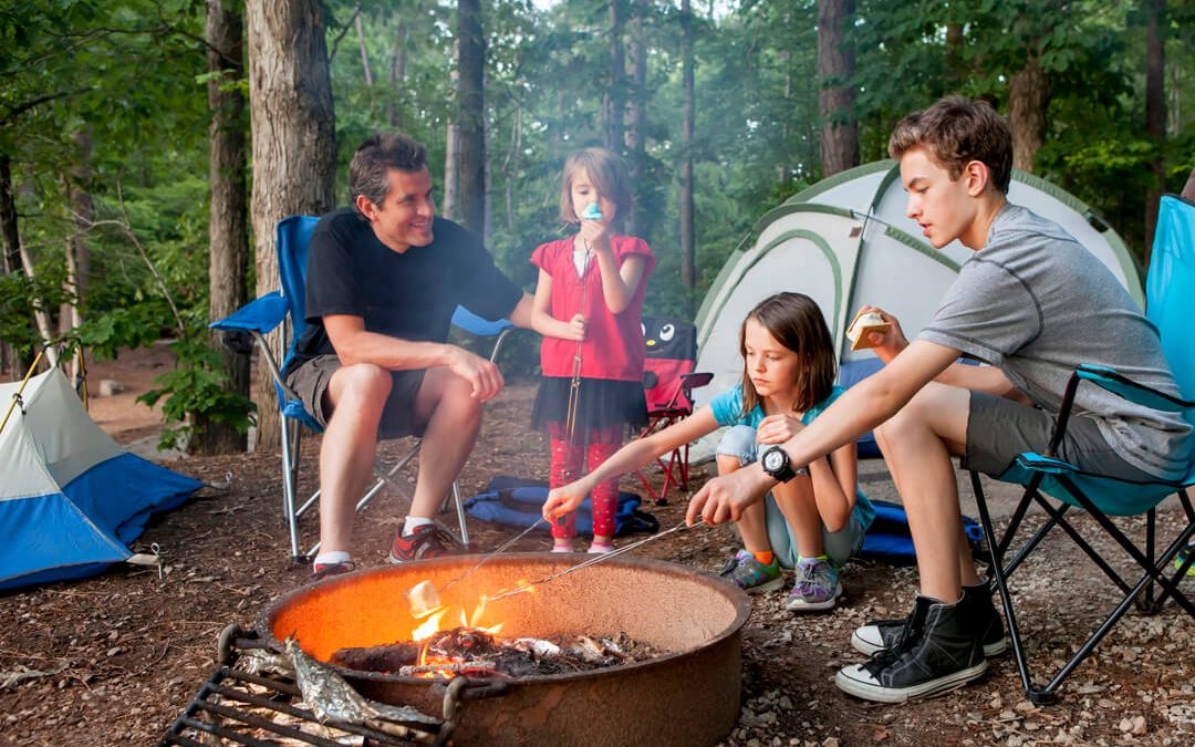 Family Campout Weekend