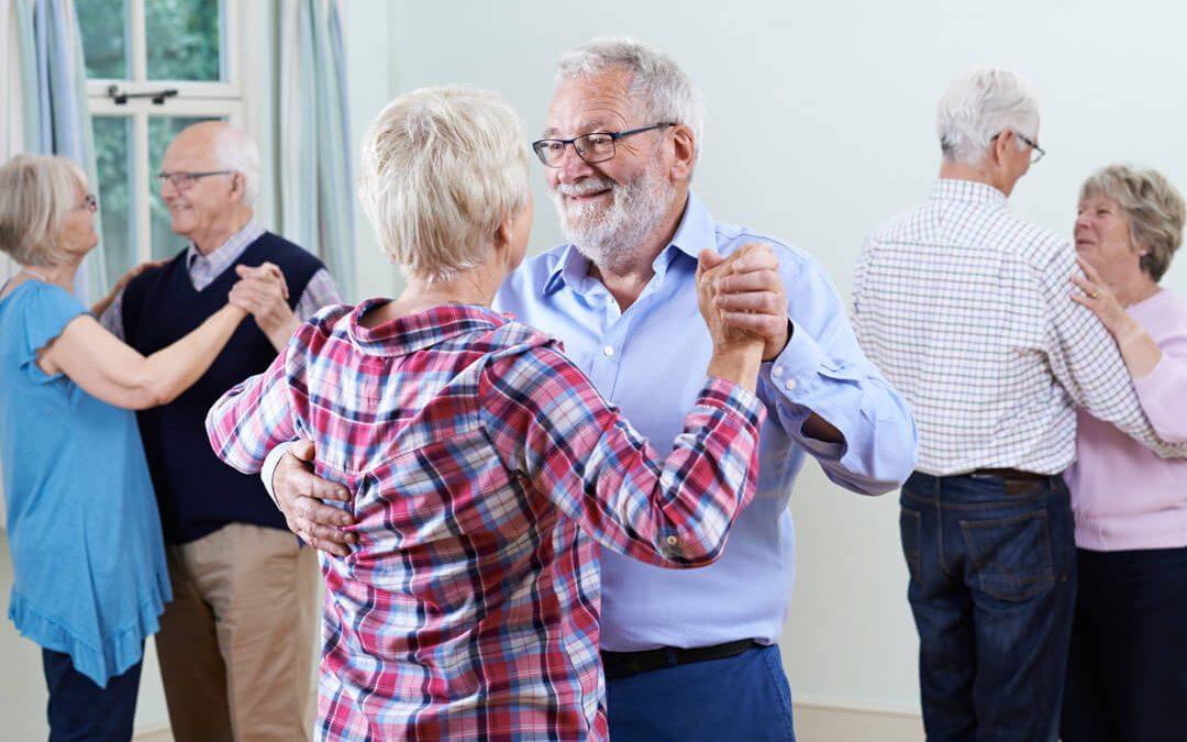 Senior Dance Social